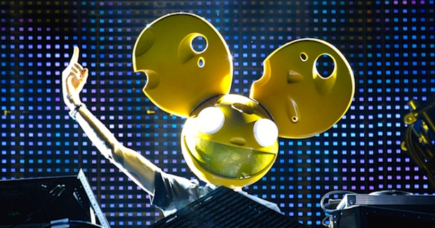 How Deadmau5 Actually Won The Ice Bucket Challenge And Stayed Dry